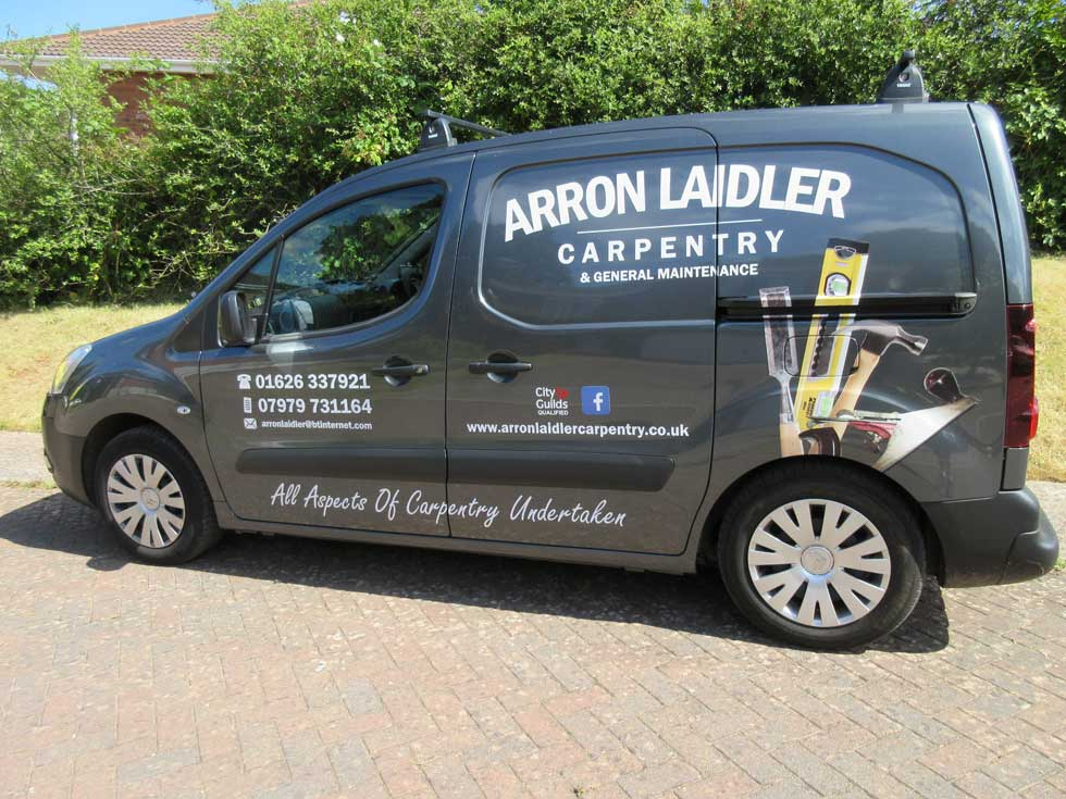 arron laidler carpentry